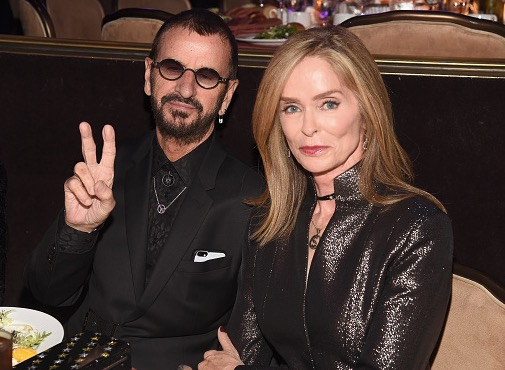 barbara bach and ringo starr together