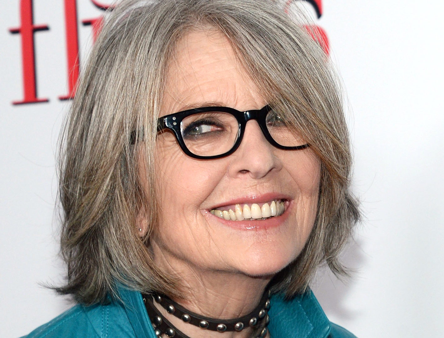 """NEW YORK, NY - APRIL 30: Actress Diane Keaton attends the """"5 Flights Up"""" New York premiere at BAM Rose Cinemas on April 30, 2015 in New York City. (Photo by Ben Gabbe/Getty Images)"""