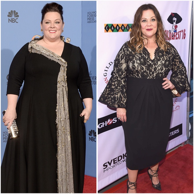 melissa mc carthys weight loss