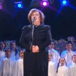 Watch Susan Boyle Make You Believe in Christmas