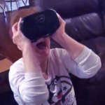 Hilarious Videos of Virtual Reality First-Timers Emerge on Christmas Day