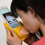 Kiss Me Through the (I)Phone! Real Kiss Messages!