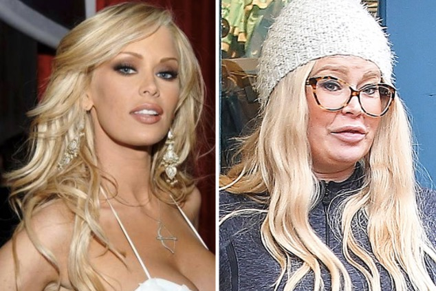 jenna jameson then and now 90s
