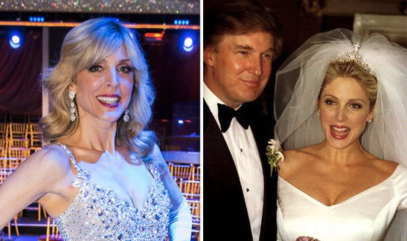 marla maples 90s then and now
