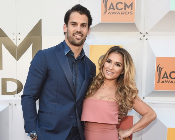 Jessie James Decker - Eric Decker nfl