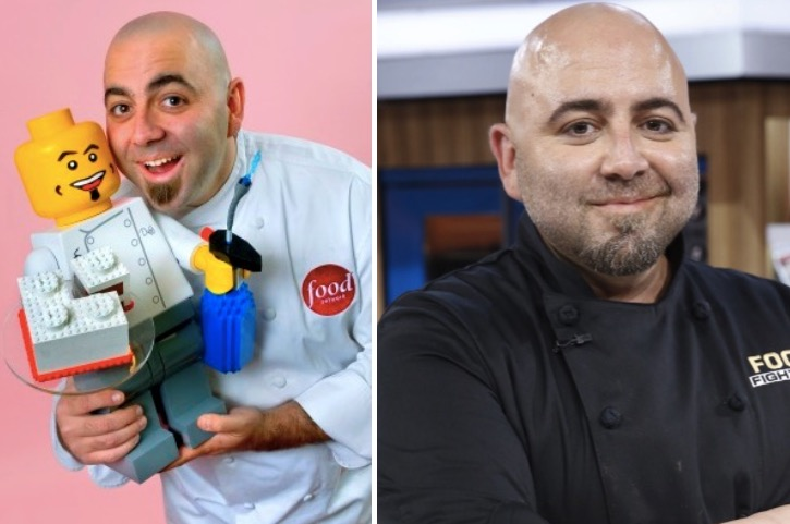 duff goldman then and now
