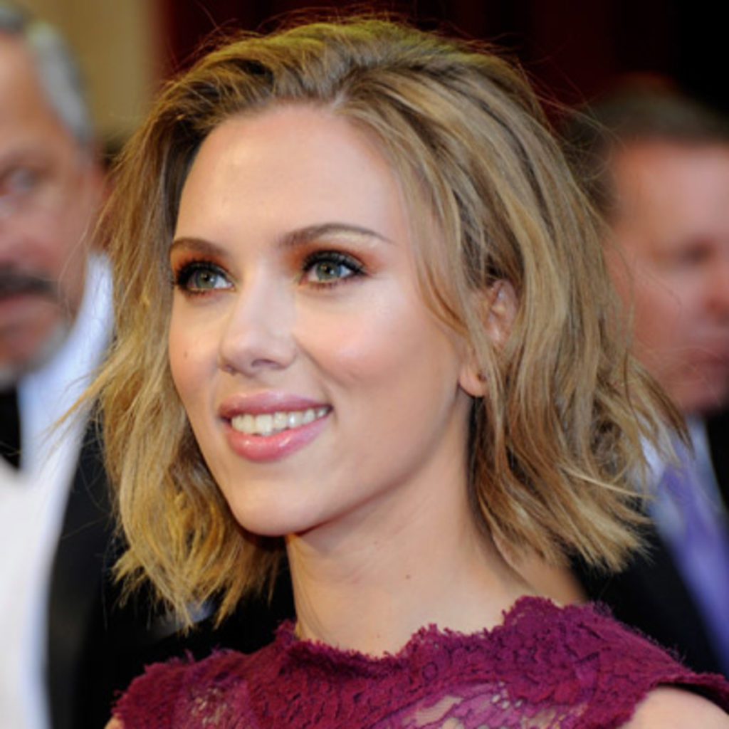 scarlett johansson- actress