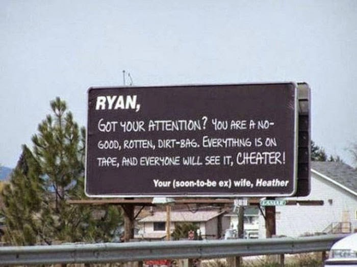 cheating revenge ad