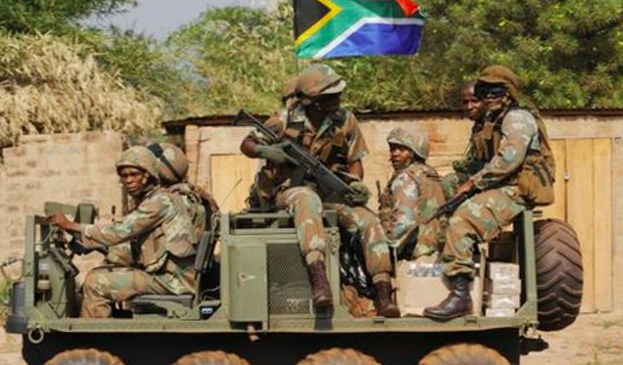 armies- south africa