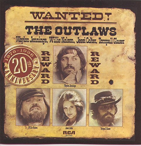 willie nelson wanted outlaws
