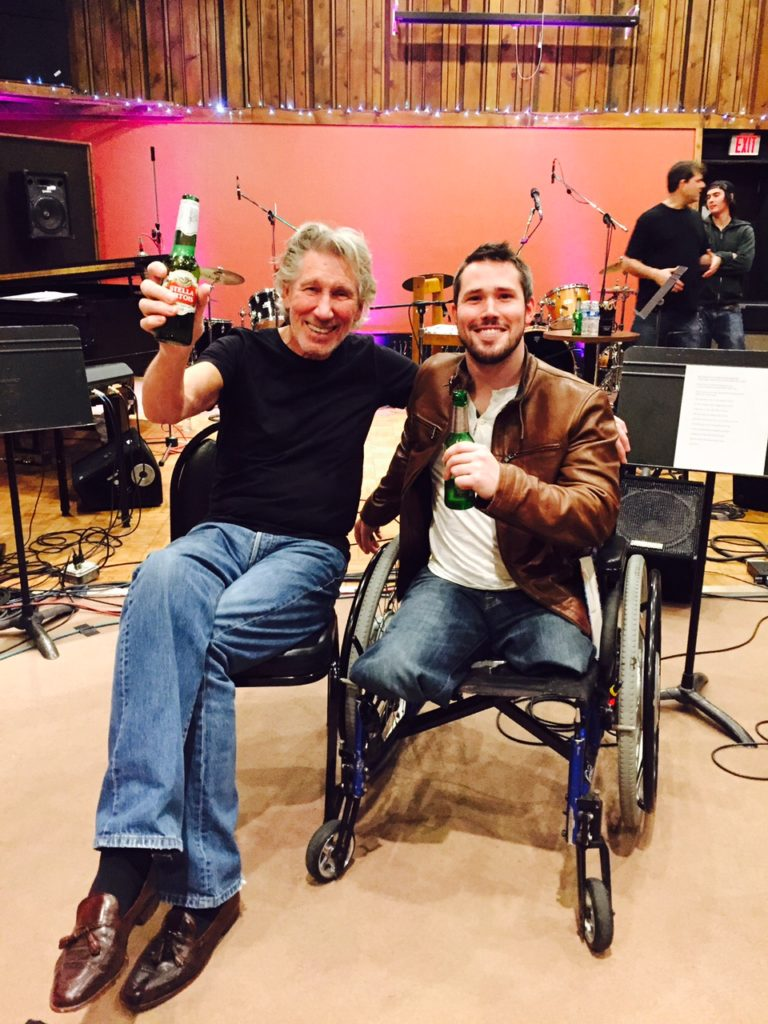 Roger-Waters-and-Greg-relax-after-a-set