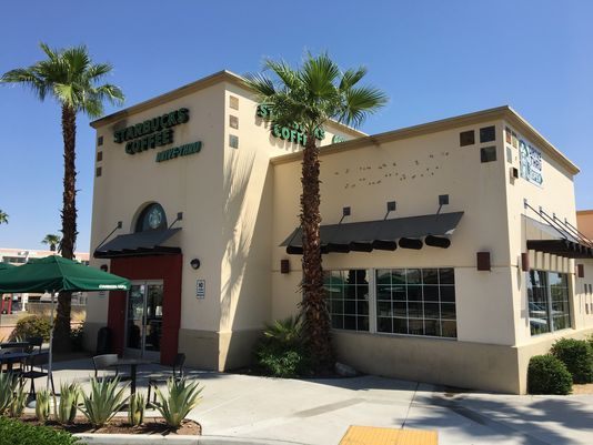 palm springs starbucks