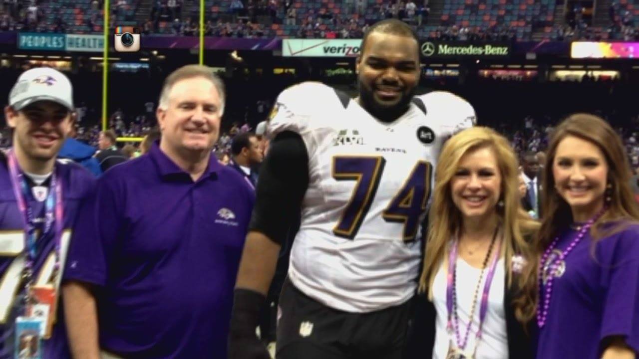 michael oher the true blind side story michael oher