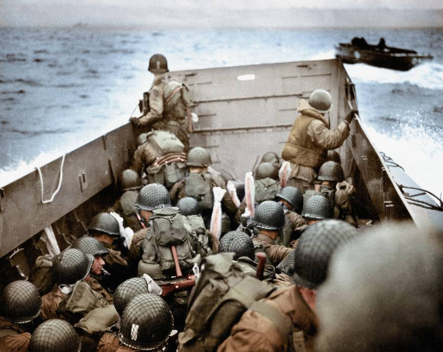 world-war-2-in-color-d-day