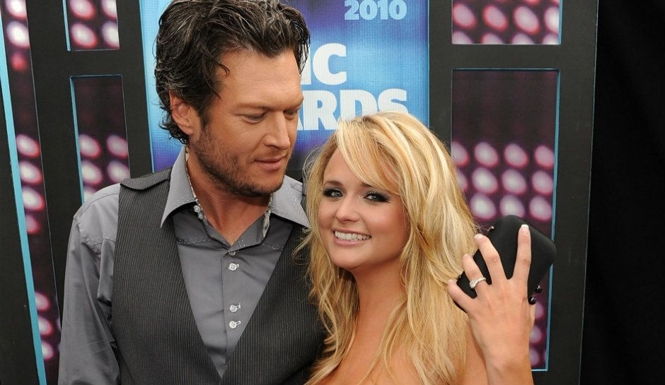 Blake-Shelton-Miranda-Lambert-married