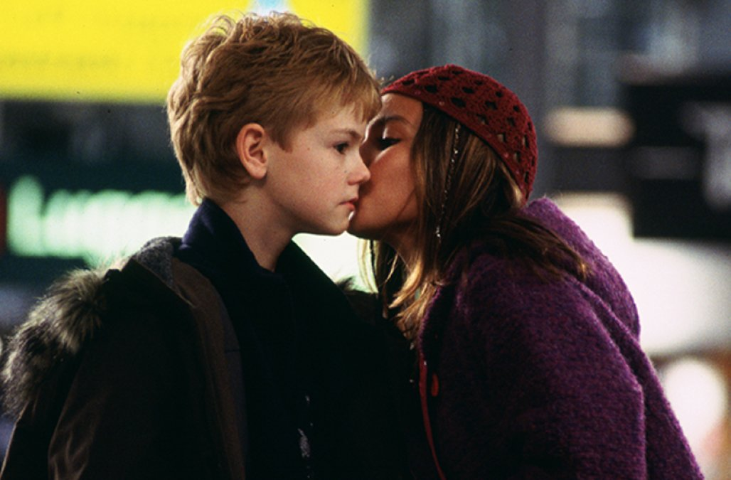 sangster- love actually