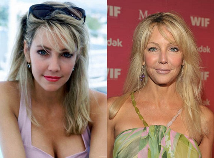 Heather Locklear S Pussy 119
