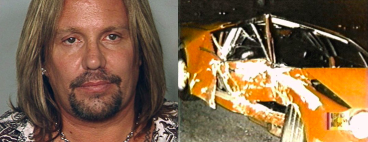 Security video 'confirms Mötley Crüe's Vince Neil pulled ...